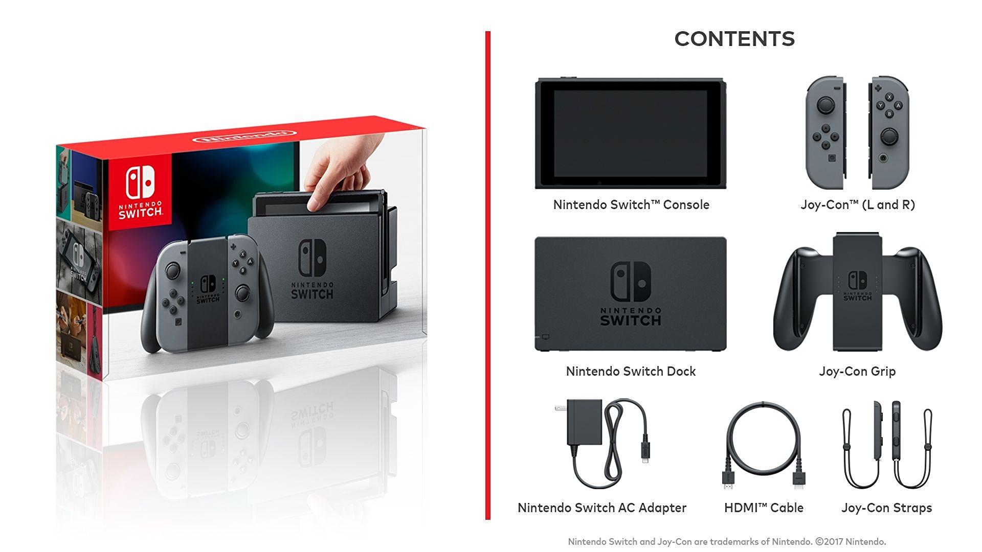 Switch bude bez hry z důvodu udržení nízké ceny 136433