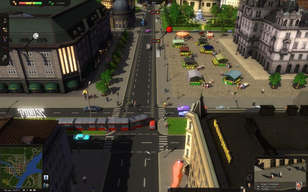 Cities in Motion - ukončete prosím výstup a nástup 13651