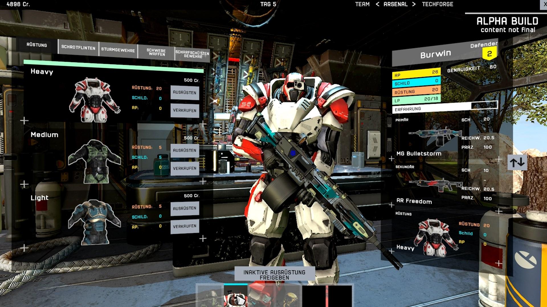 Tahová strategie Shock Tactics se tváří jako převlečený XCOM 136581