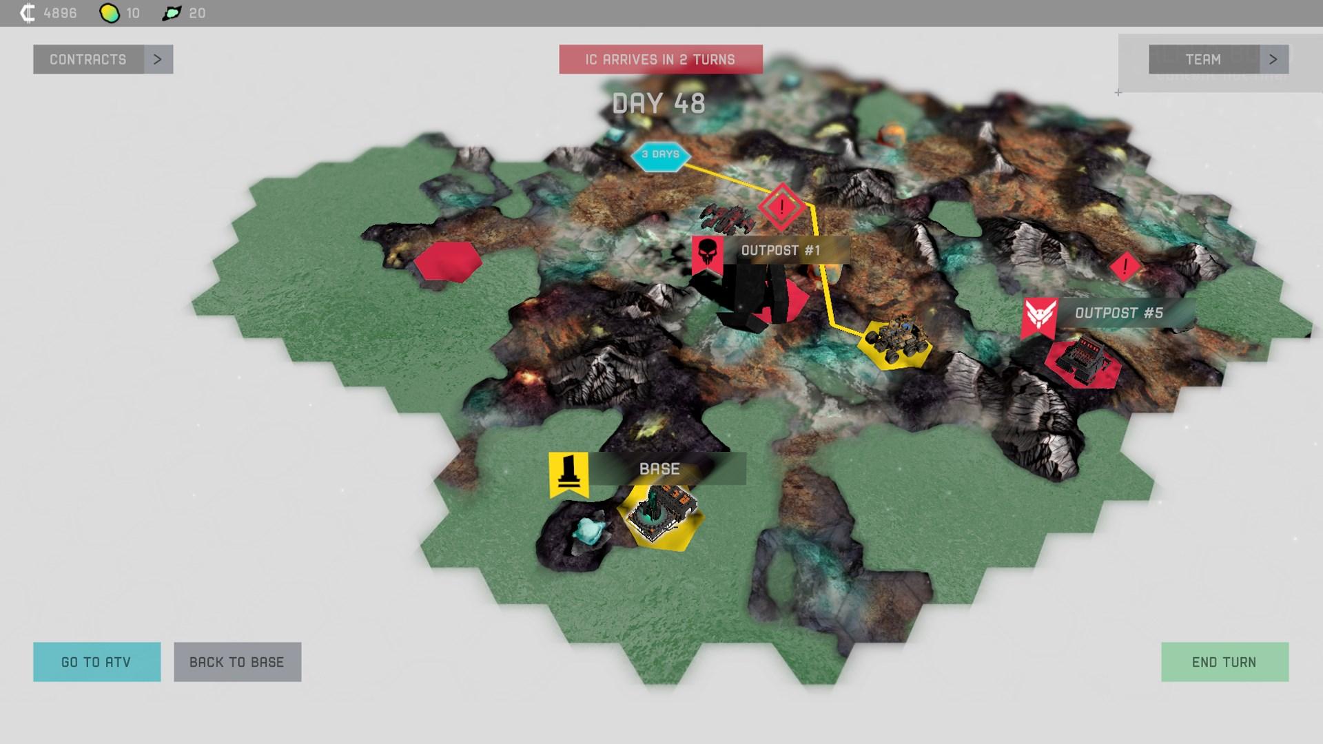 Tahová strategie Shock Tactics se tváří jako převlečený XCOM 136582
