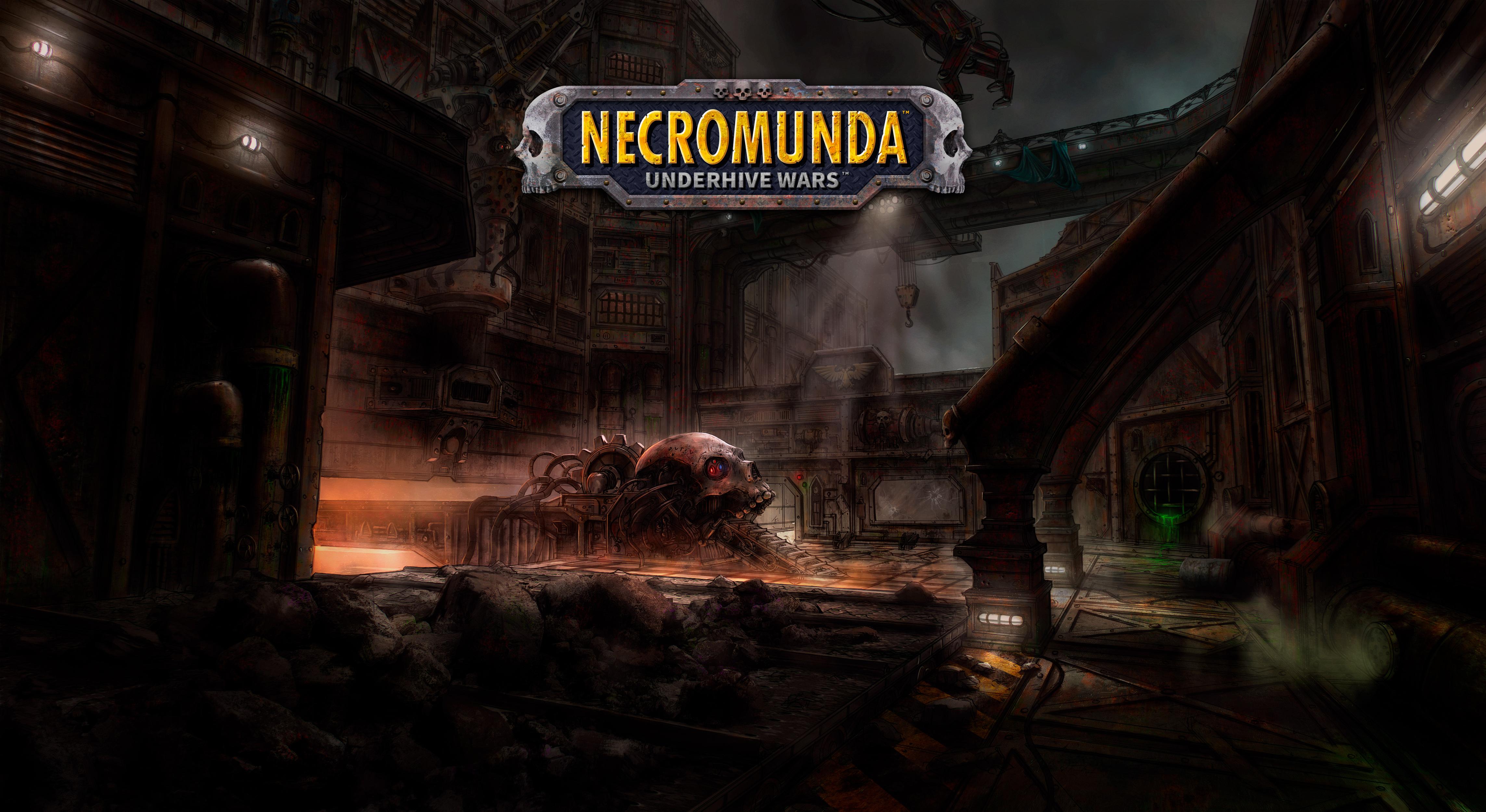 Necromunda je taktické tahové RPG ze světa Warhammeru 40,000 136722