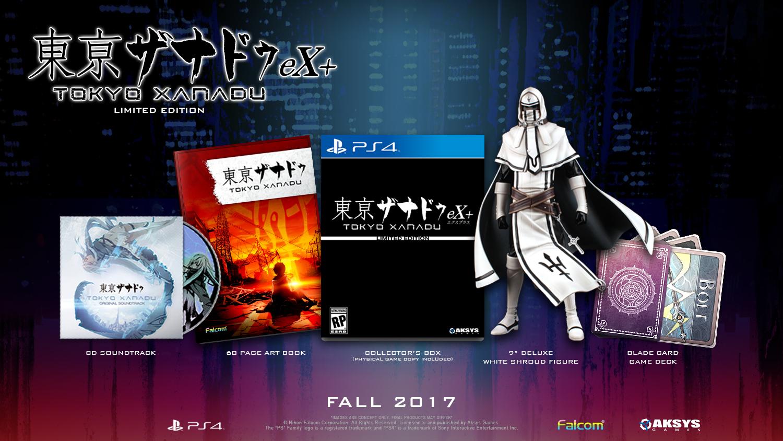 Tokio Xanadu eX+ vyjde na západě koncem roku na PS4 a PC 136731