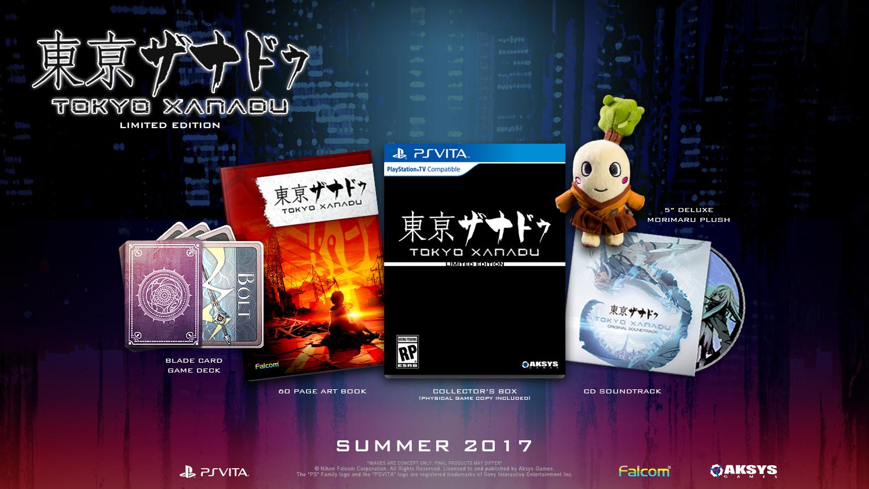 Tokio Xanadu eX+ vyjde na západě koncem roku na PS4 a PC 136732