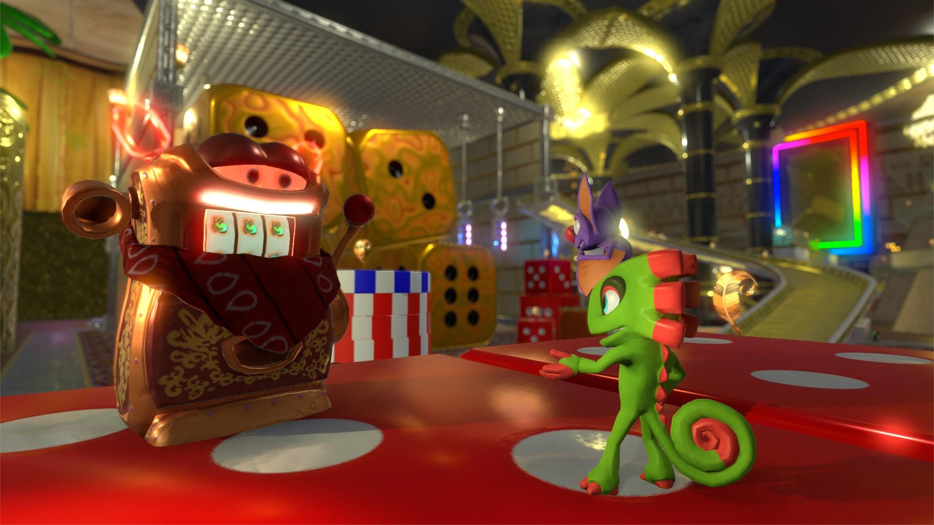 Yooka-Laylee oznamuje mega multiplayerové režimy 136744