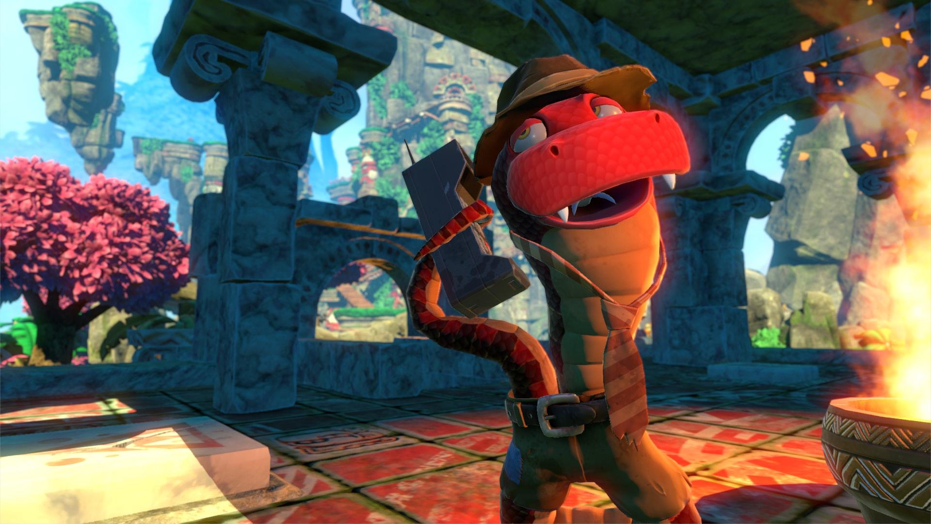 Yooka-Laylee oznamuje mega multiplayerové režimy 136746