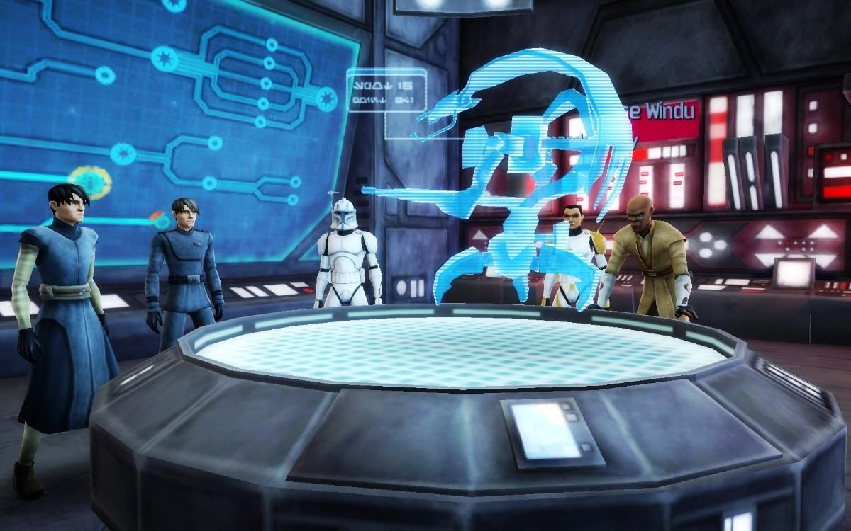 Star Wars: The Clone Wars Adventures – kudla do zad všech fanoušků 13677