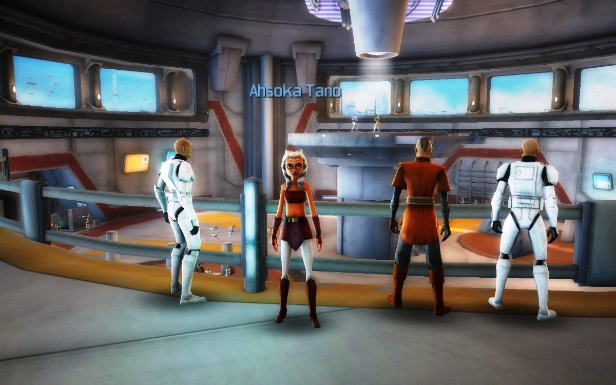 Do SW: Clone Wars Adventures se registroval milion hráčů 13678