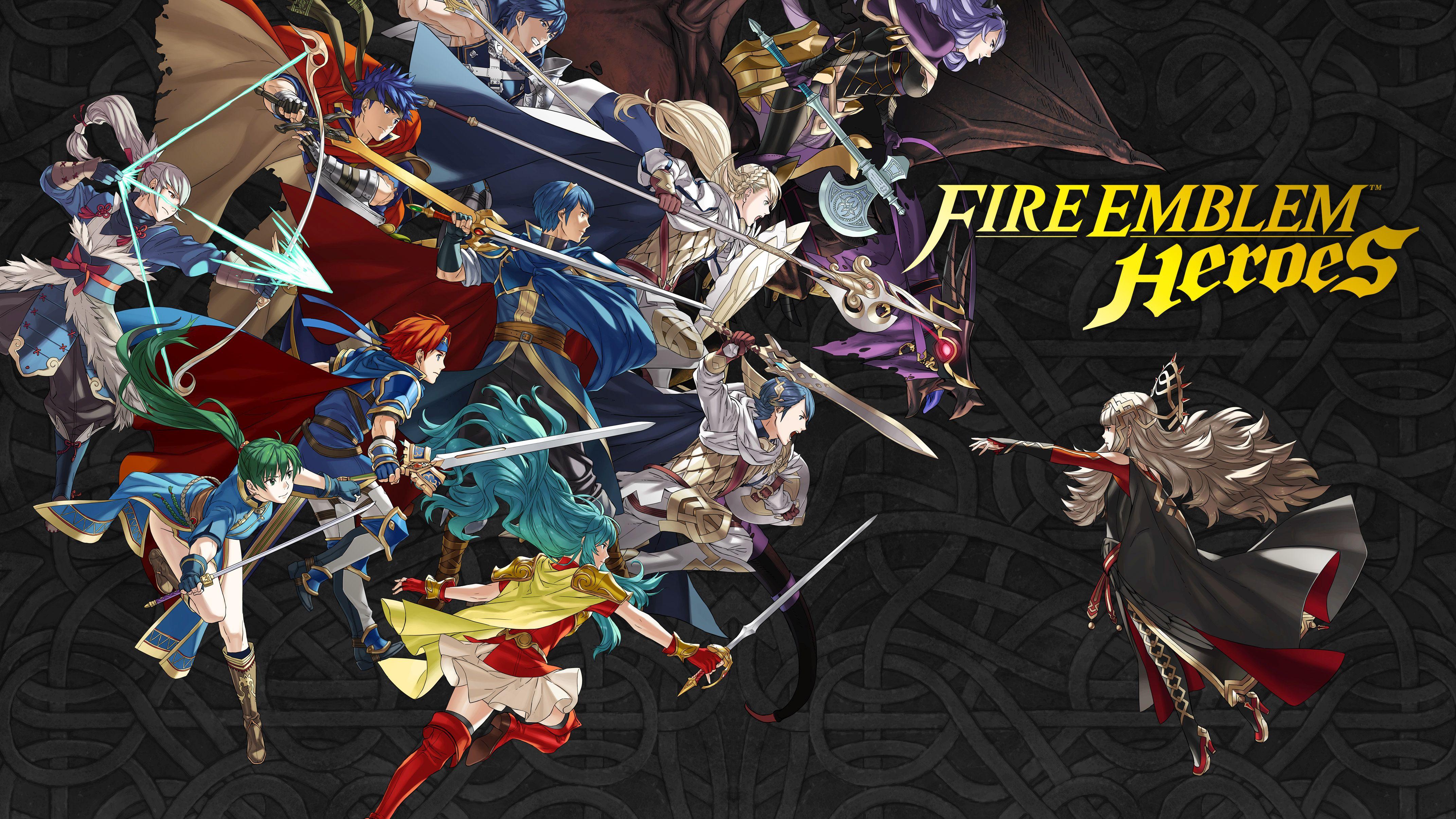 Sérii Fire Emblem se chystá rozšířit řada nových titulů 136820