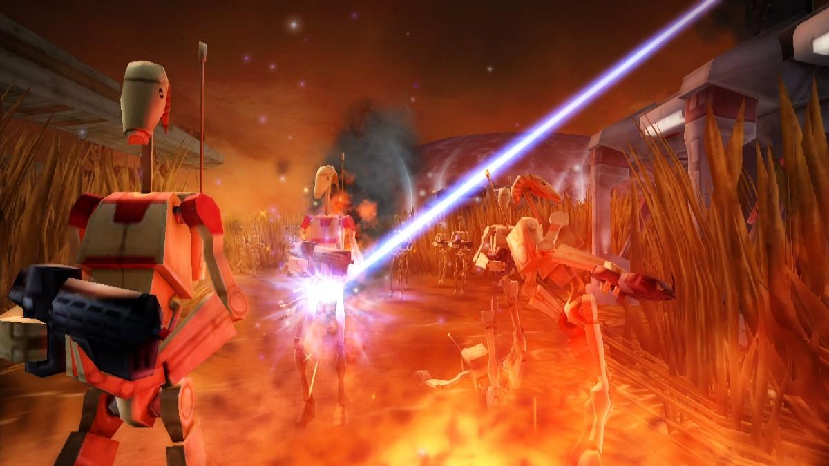 Do SW: Clone Wars Adventures se registroval milion hráčů 13684