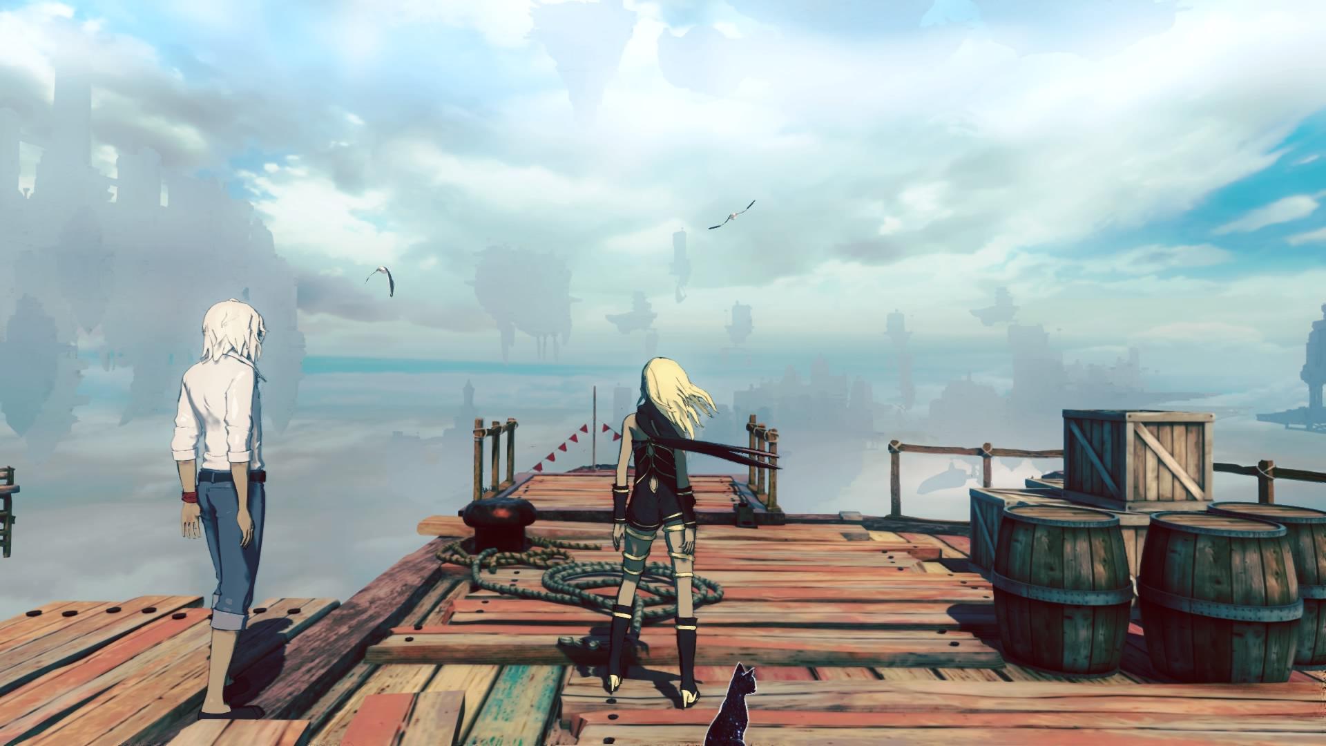Gravity Rush 2 – hra s rozletem 136882