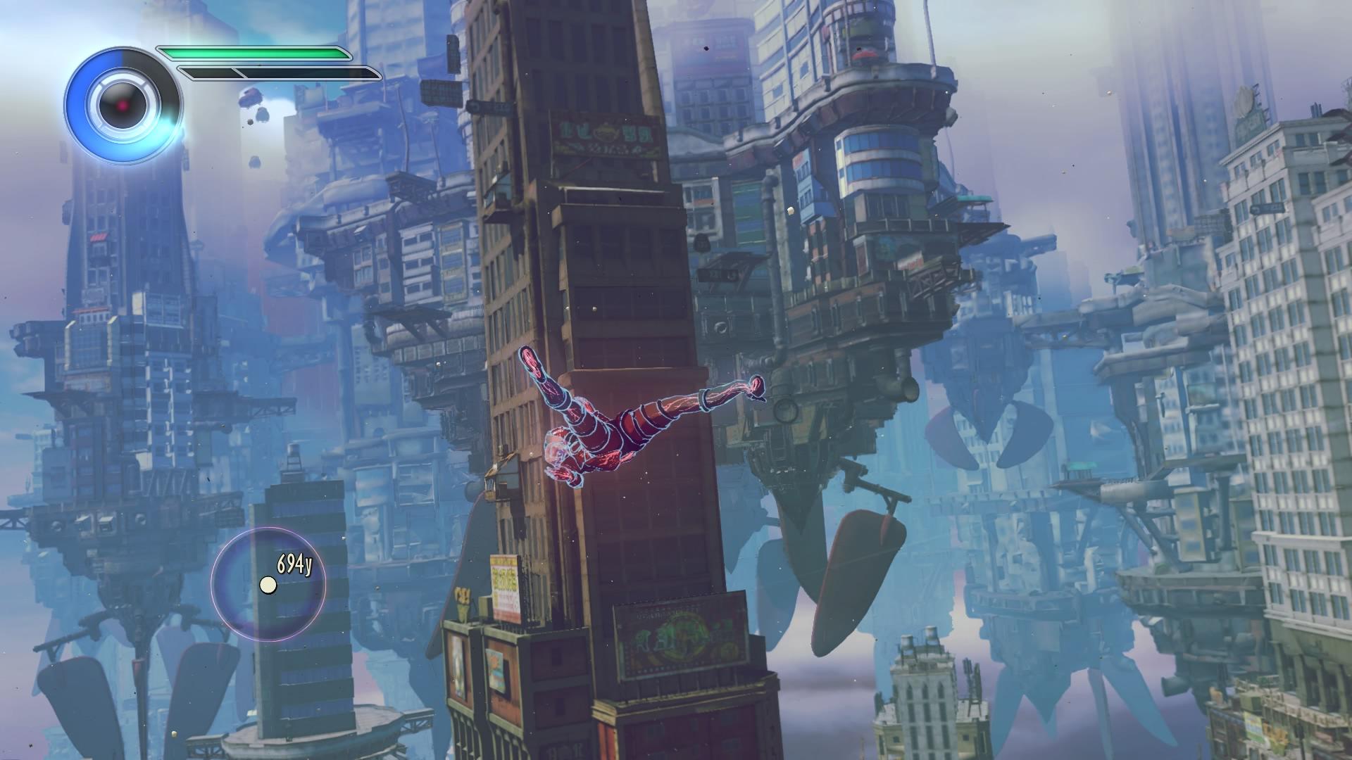 Gravity Rush 2 – hra s rozletem 136899