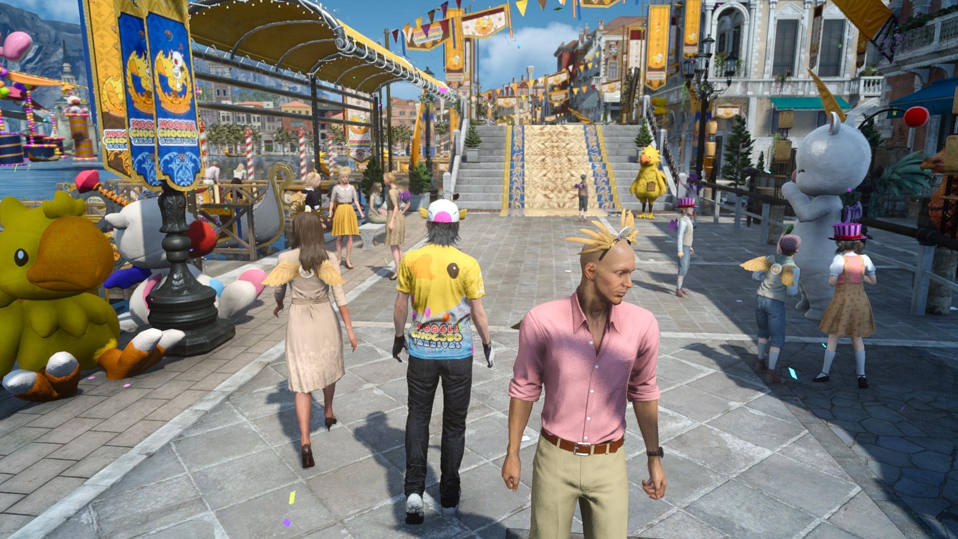 24.ledna začíná ve Final Fantasy XV Moogle Chocobo Carnival 136921