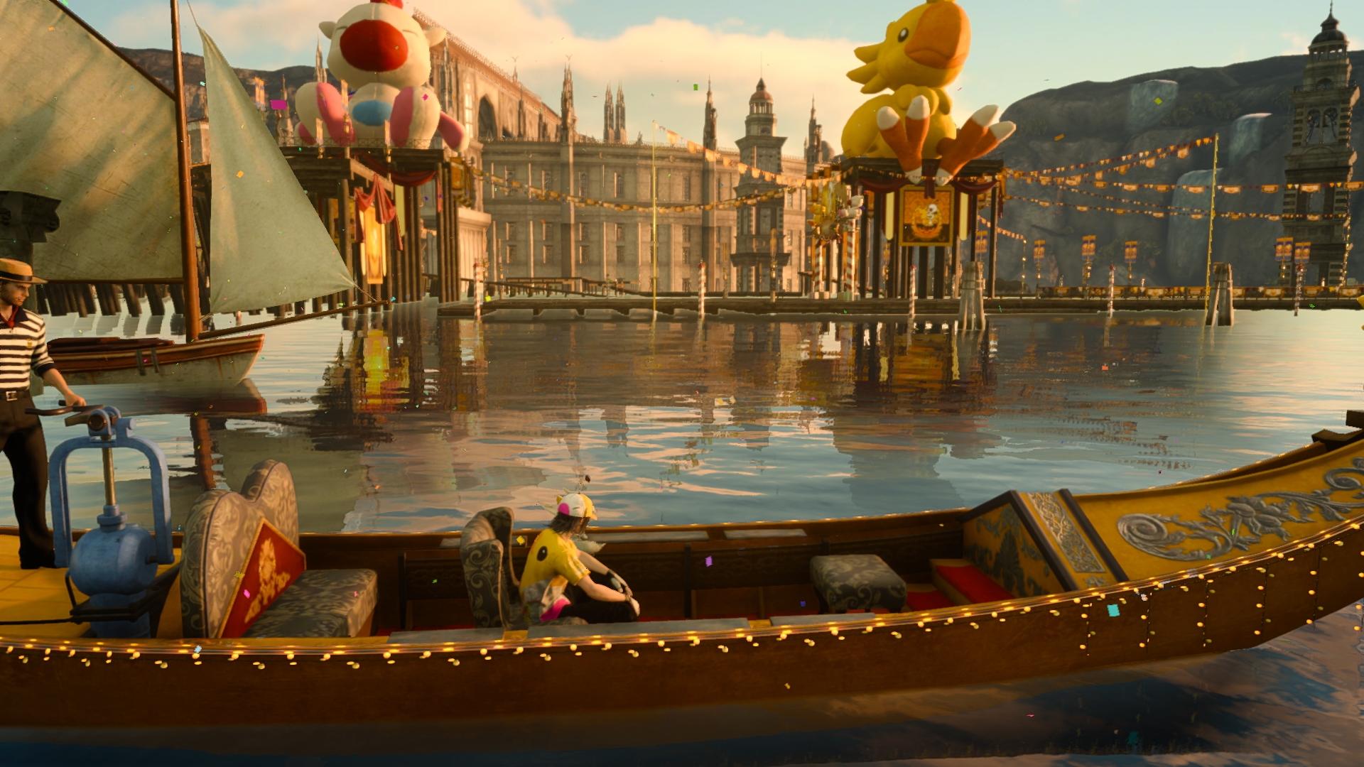 24.ledna začíná ve Final Fantasy XV Moogle Chocobo Carnival 136924