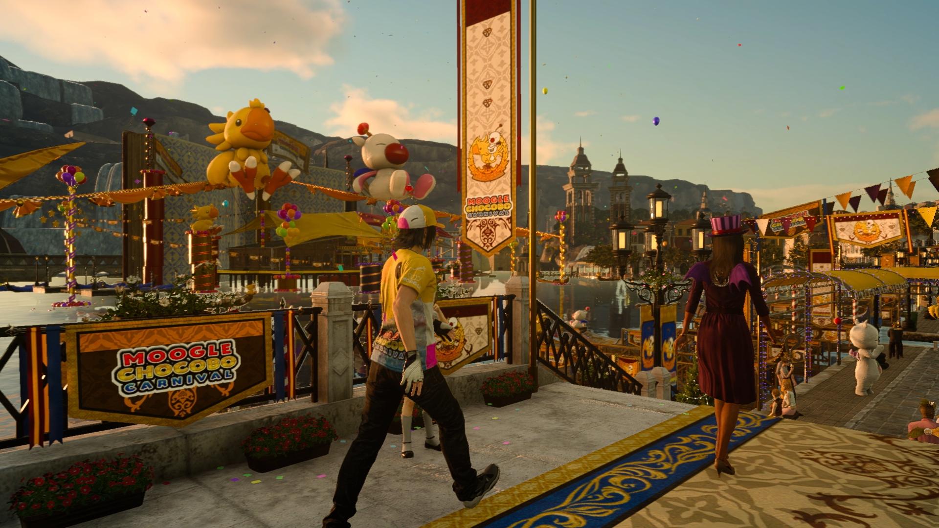 24.ledna začíná ve Final Fantasy XV Moogle Chocobo Carnival 136925