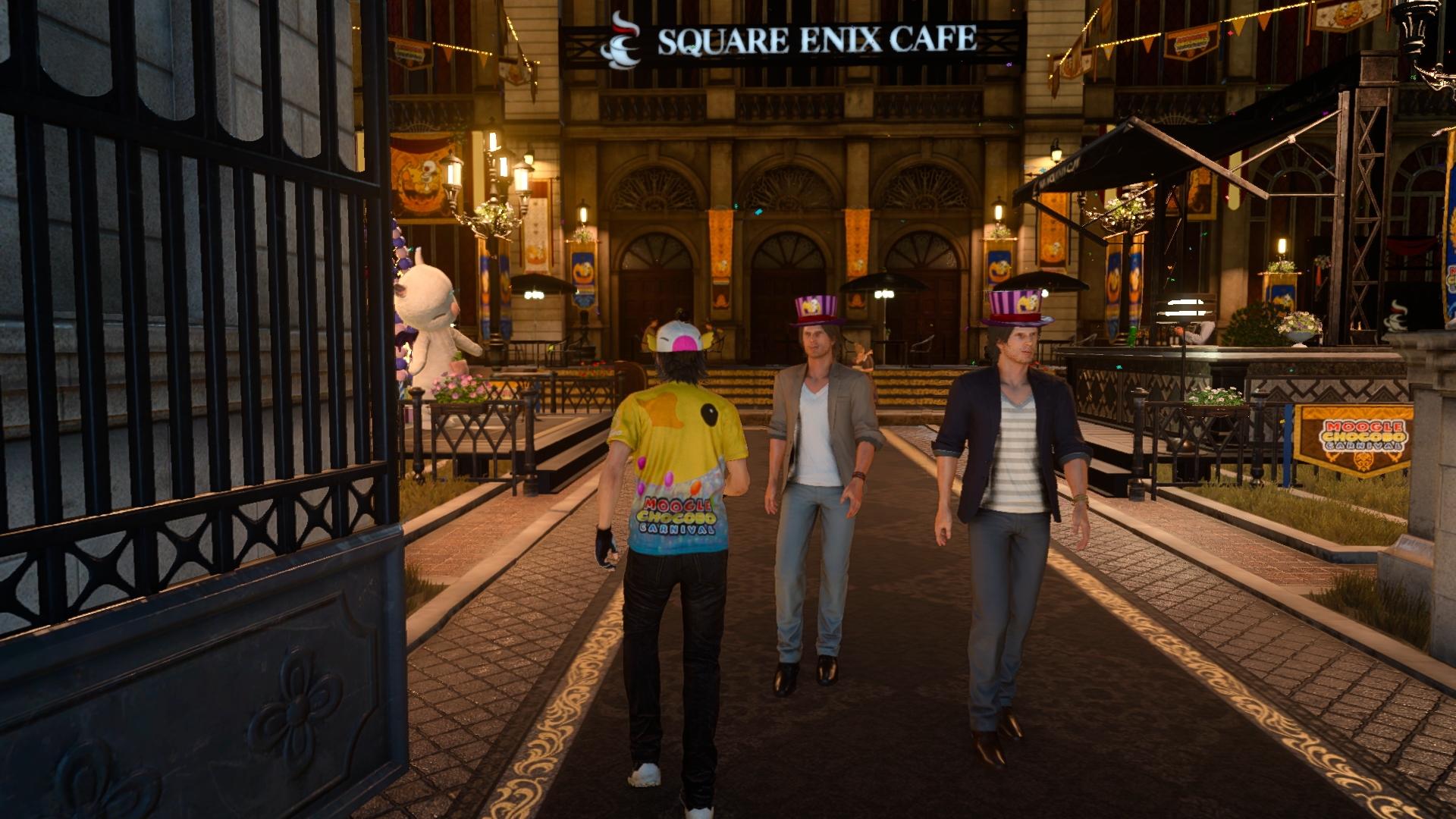 24.ledna začíná ve Final Fantasy XV Moogle Chocobo Carnival 136926