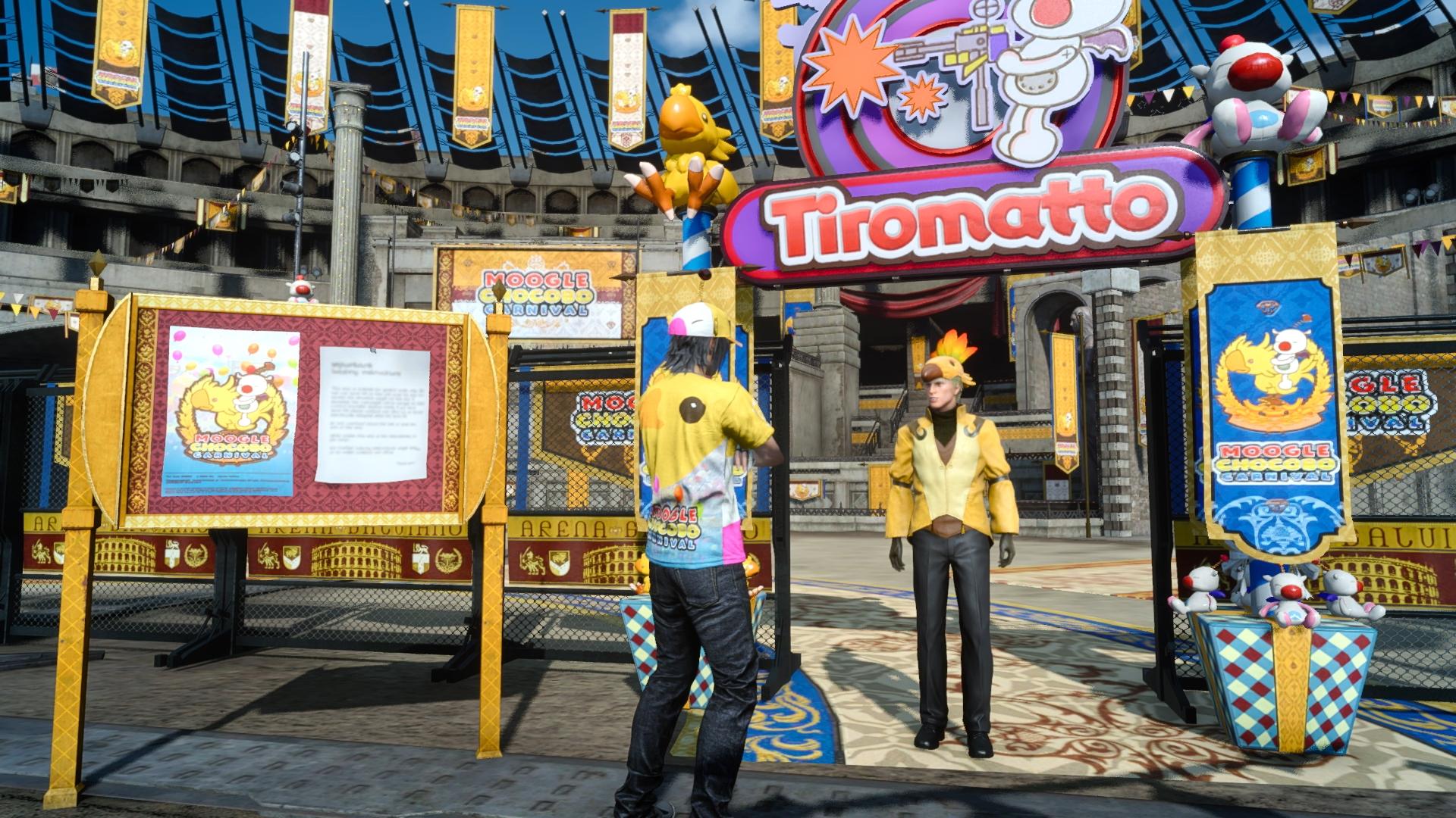 24.ledna začíná ve Final Fantasy XV Moogle Chocobo Carnival 136930