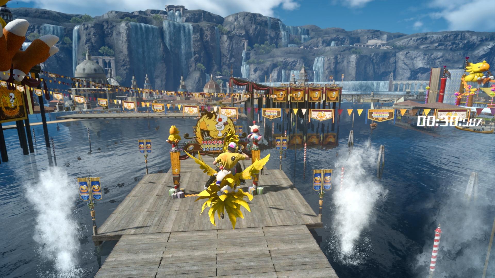 24.ledna začíná ve Final Fantasy XV Moogle Chocobo Carnival 136932