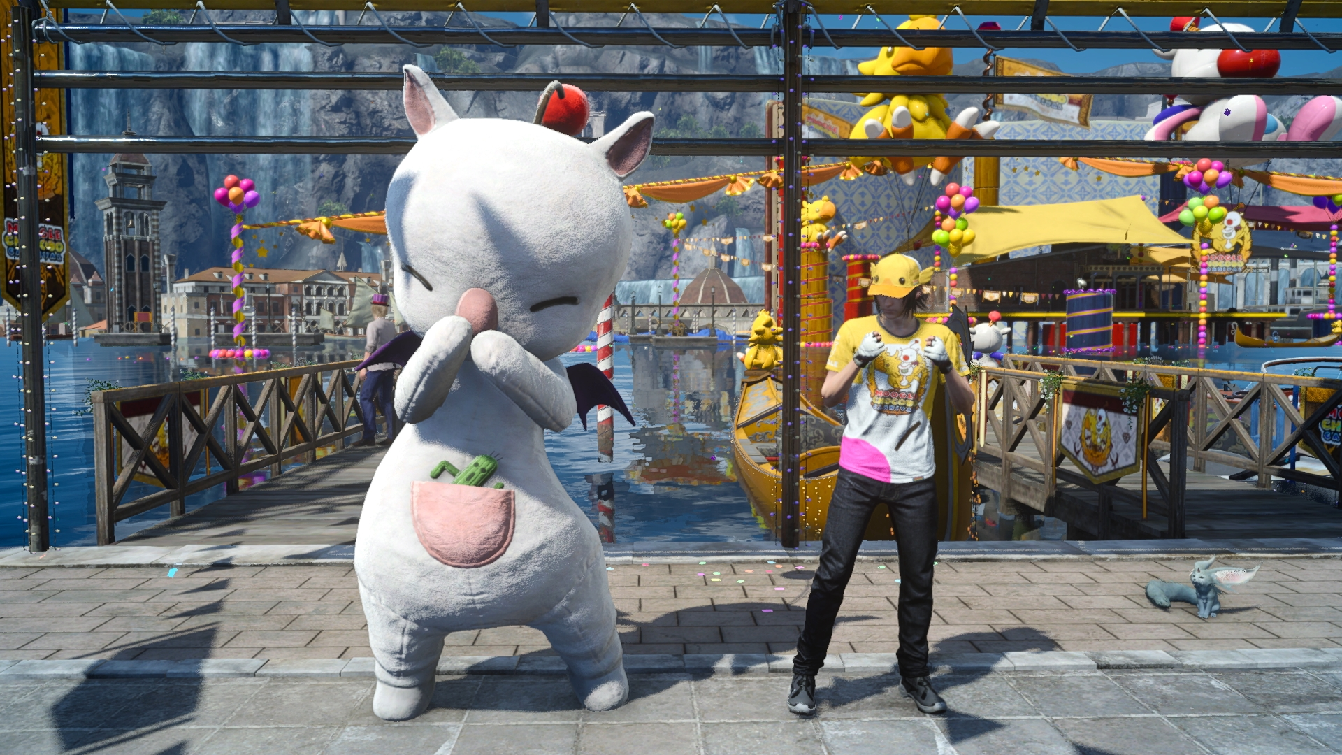 24.ledna začíná ve Final Fantasy XV Moogle Chocobo Carnival 136934