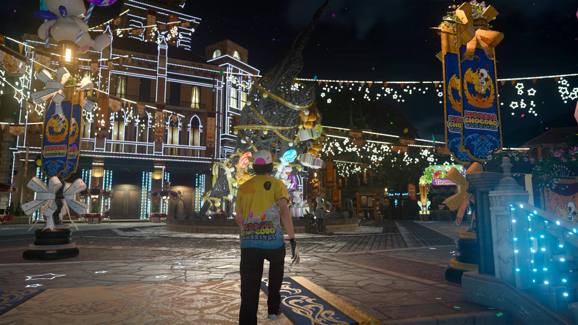 24.ledna začíná ve Final Fantasy XV Moogle Chocobo Carnival 136939