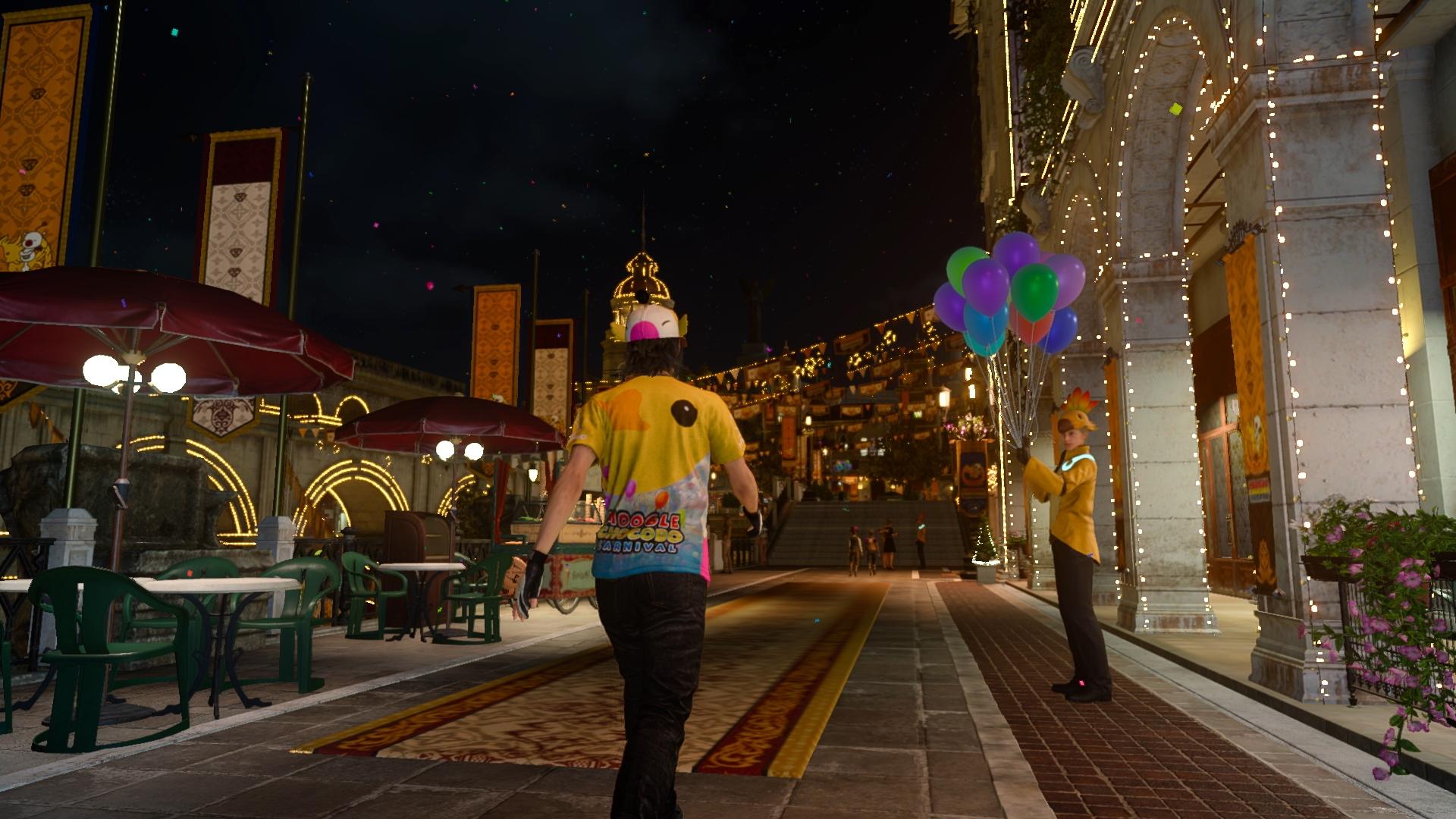 24.ledna začíná ve Final Fantasy XV Moogle Chocobo Carnival 136940