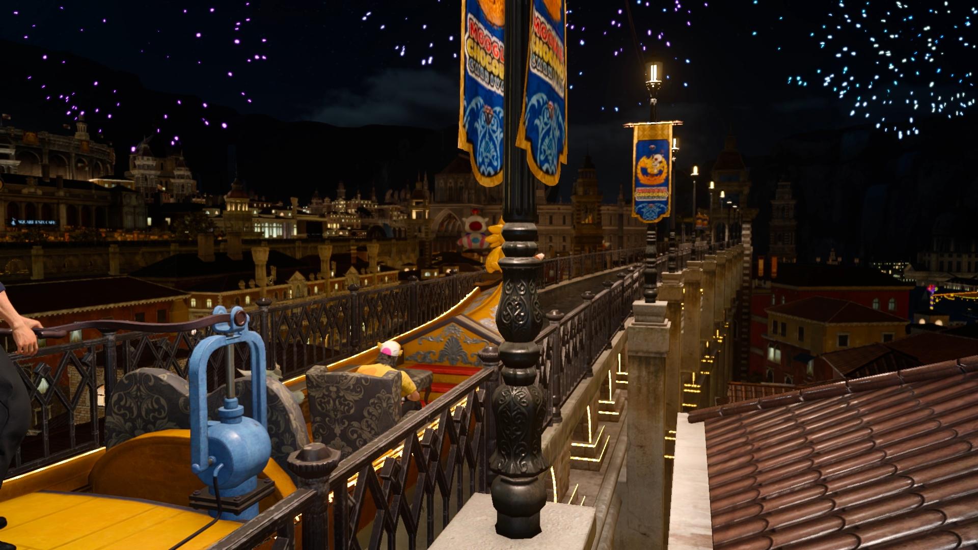 24.ledna začíná ve Final Fantasy XV Moogle Chocobo Carnival 136941