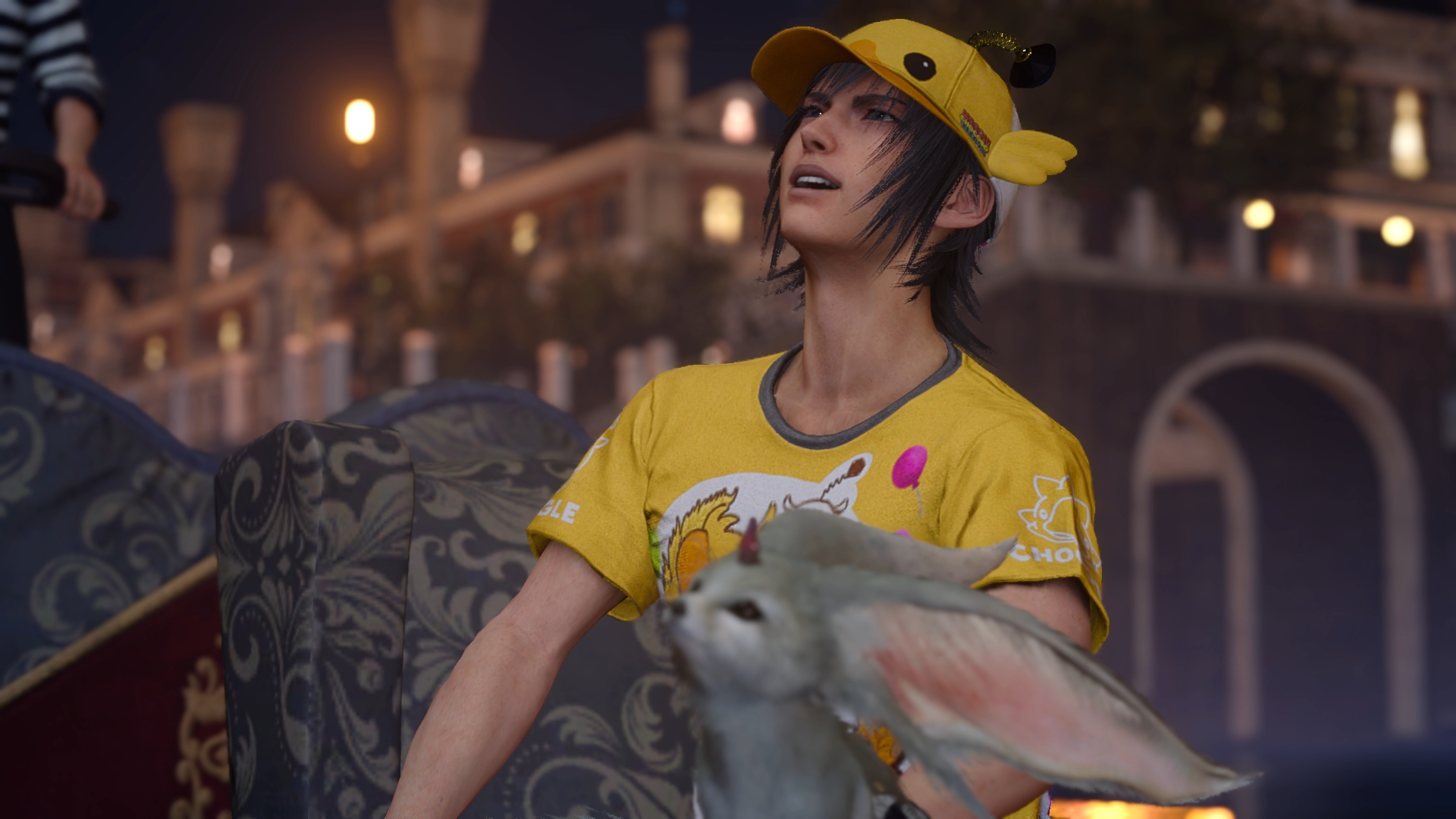 24.ledna začíná ve Final Fantasy XV Moogle Chocobo Carnival 136942