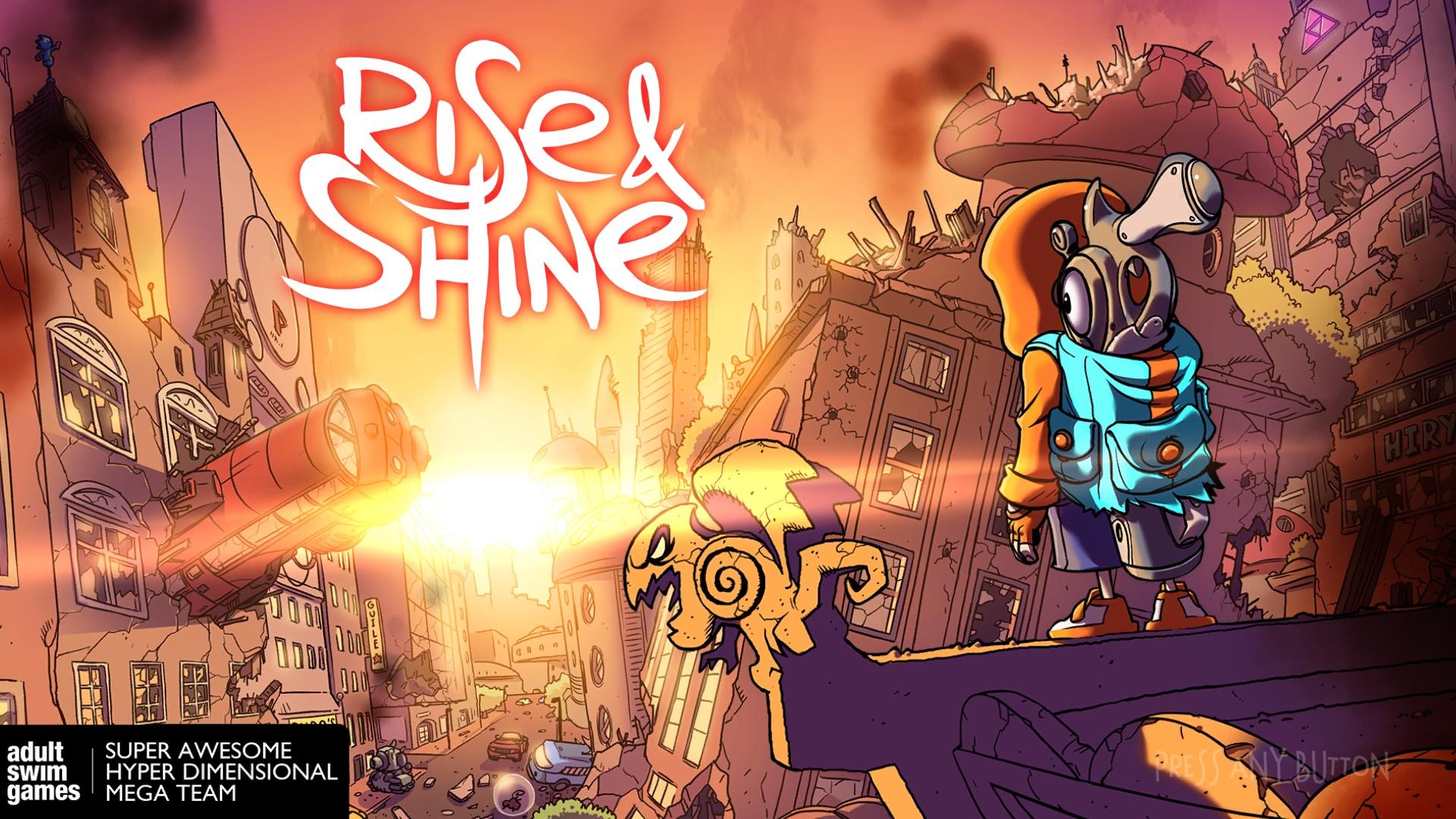 Rise & Shine - s revolverem proti vesmírné invazi 136975