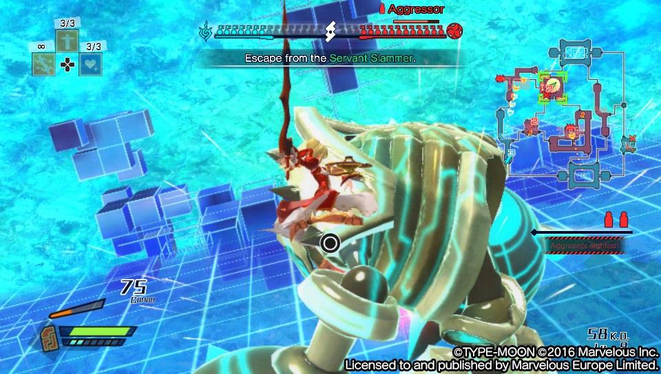 Fate/Extella: The Umbral Star - když za vás bojují jiní 137117
