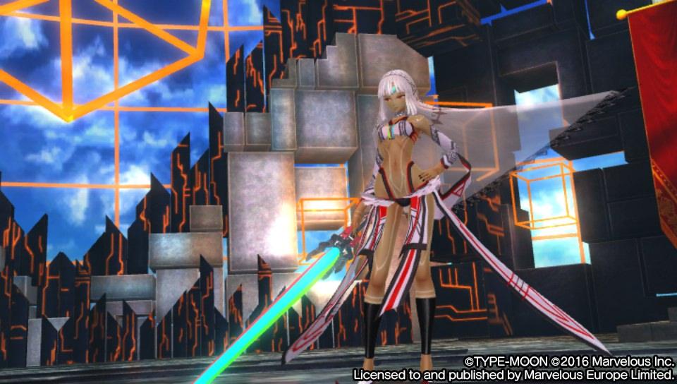 Fate/Extella: The Umbral Star - když za vás bojují jiní 137136