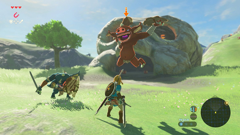 Nová Zelda nabídne alternativní konec 137151