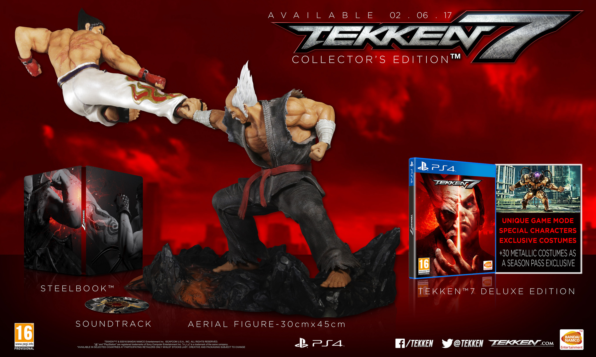 Tekken 7 vyjde až v červnu 137155