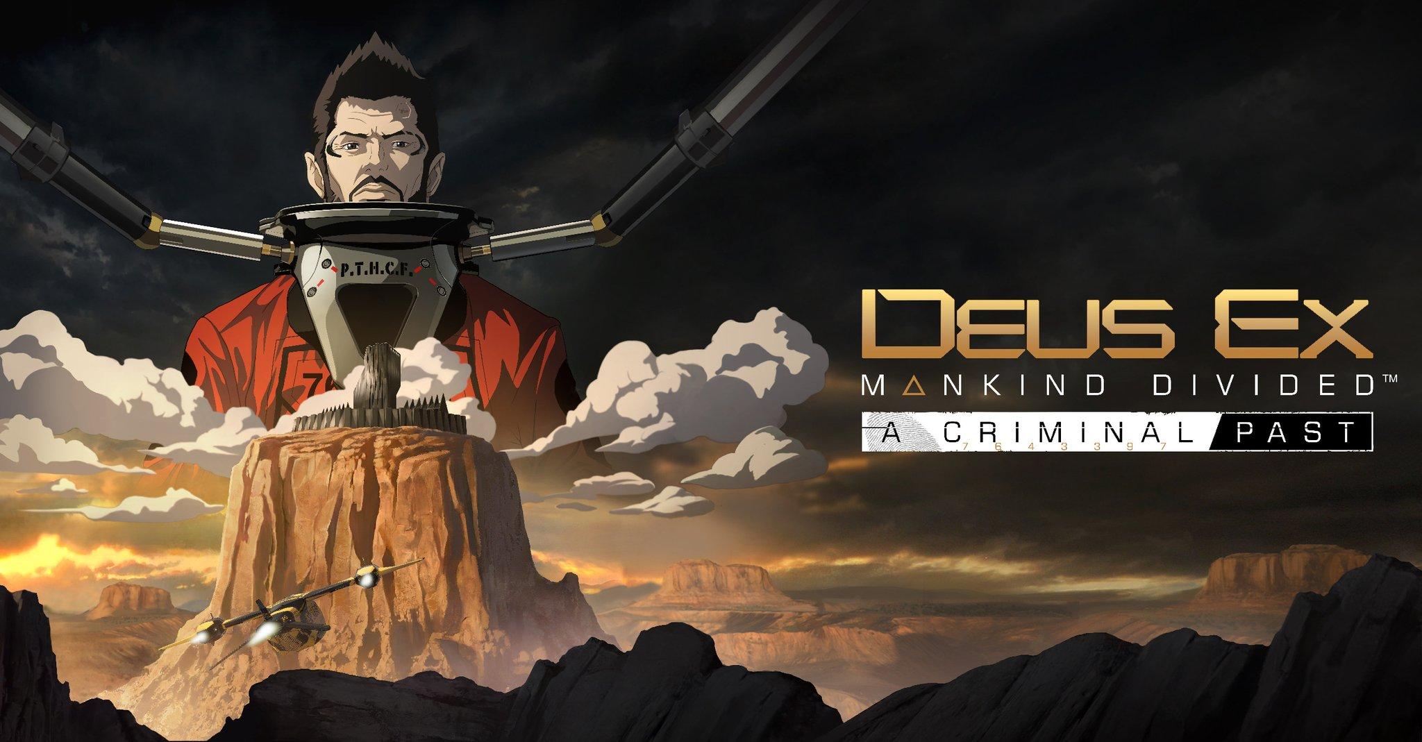 Druhé příběhové DLC Deus Ex: Mankind Divided dorazí 23. února 137201
