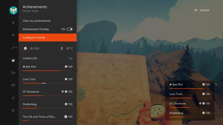 Detailní ukázka nového Xbox One Guidu 137235