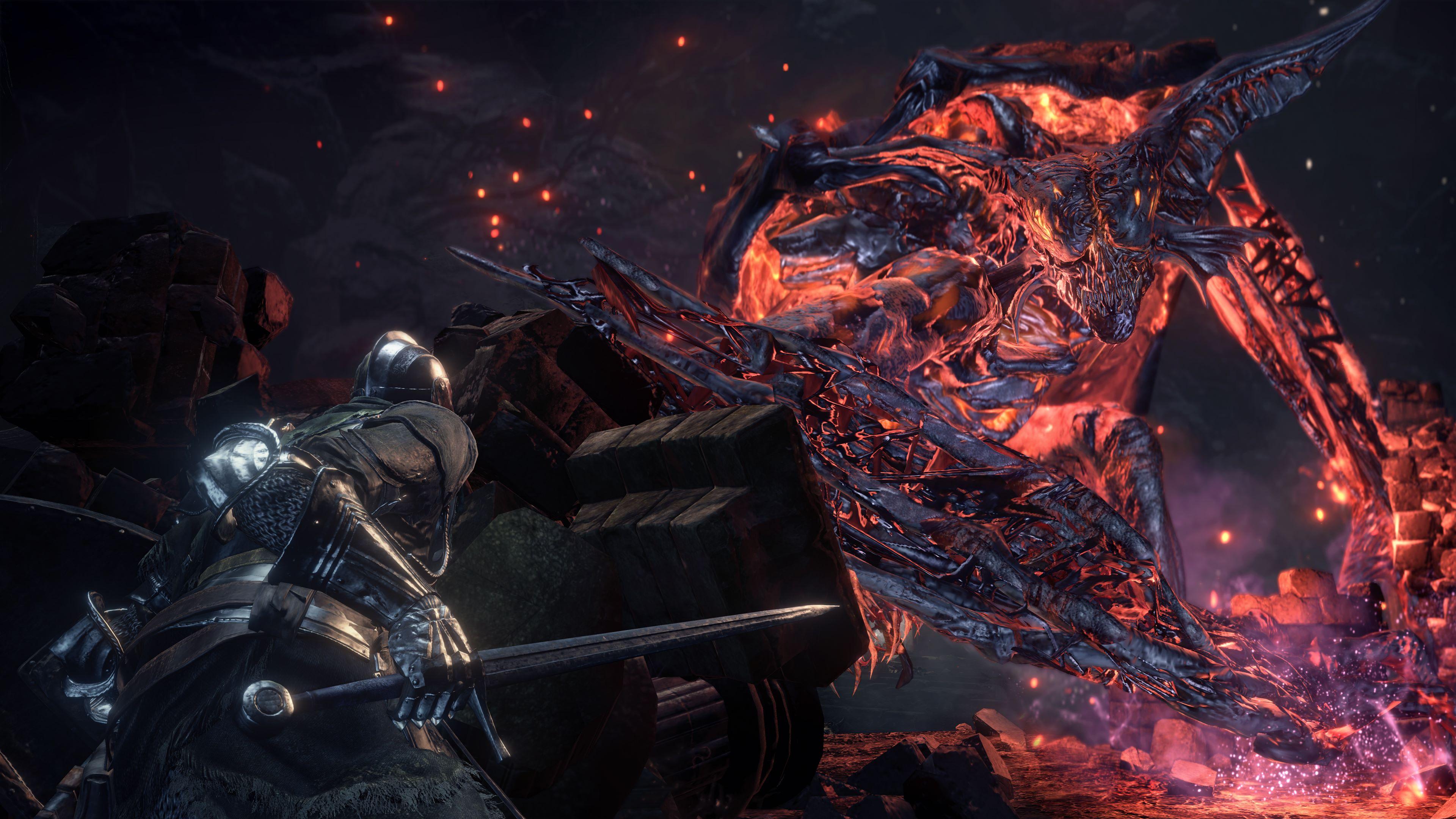 Obrazem: Dark Souls 3: The Ringed City 137240