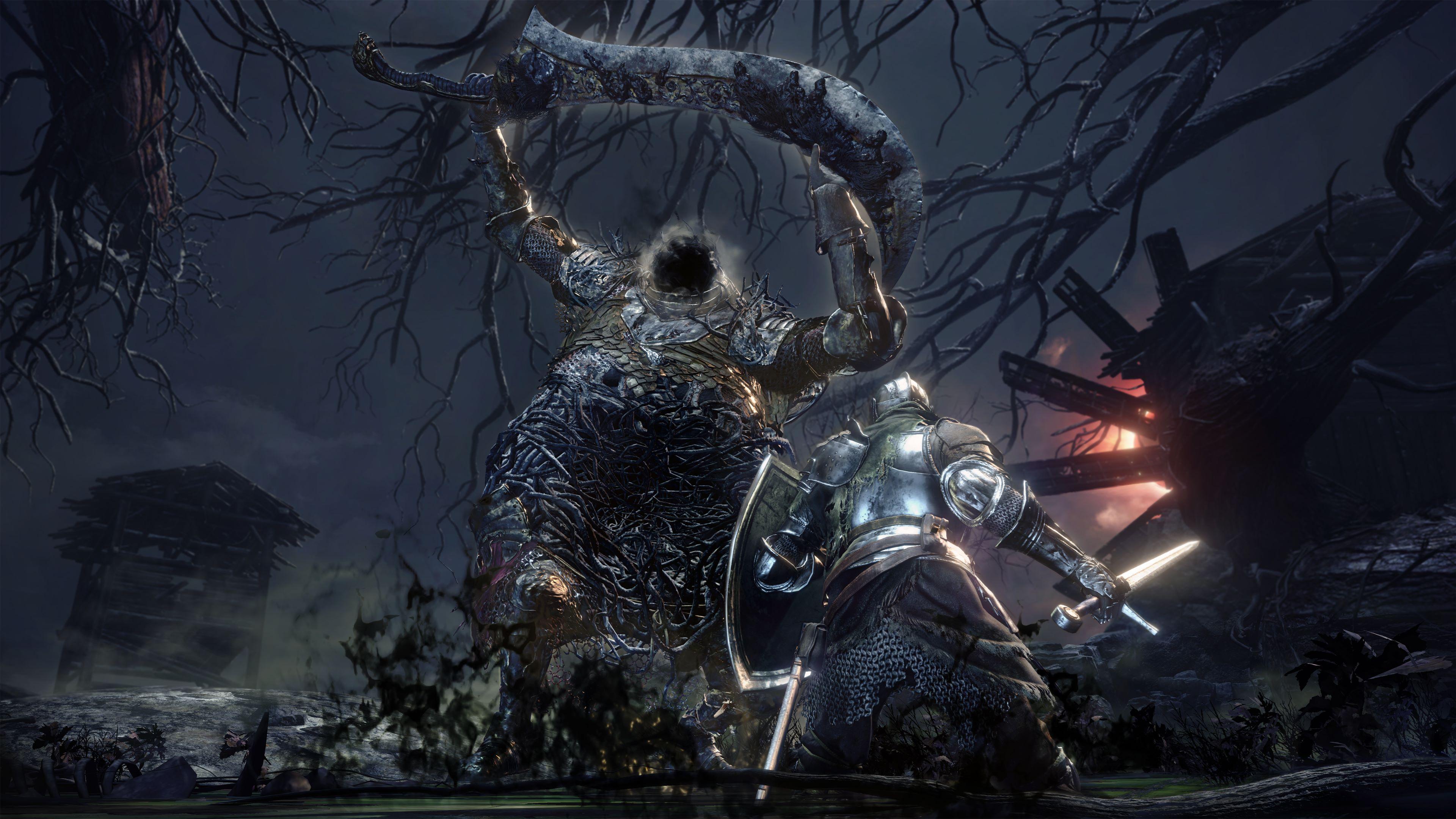 Obrazem: Dark Souls 3: The Ringed City 137243