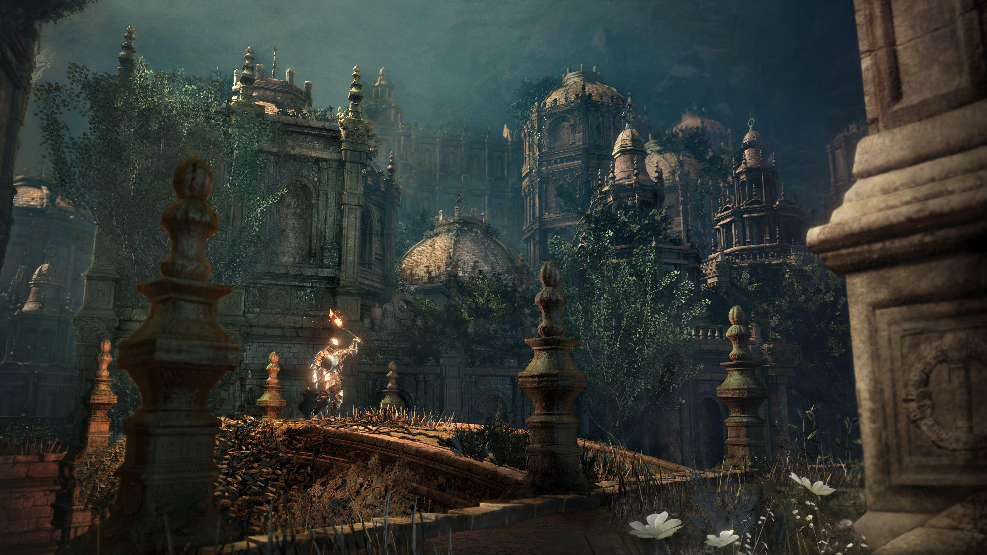 Obrazem: Dark Souls 3: The Ringed City 137245