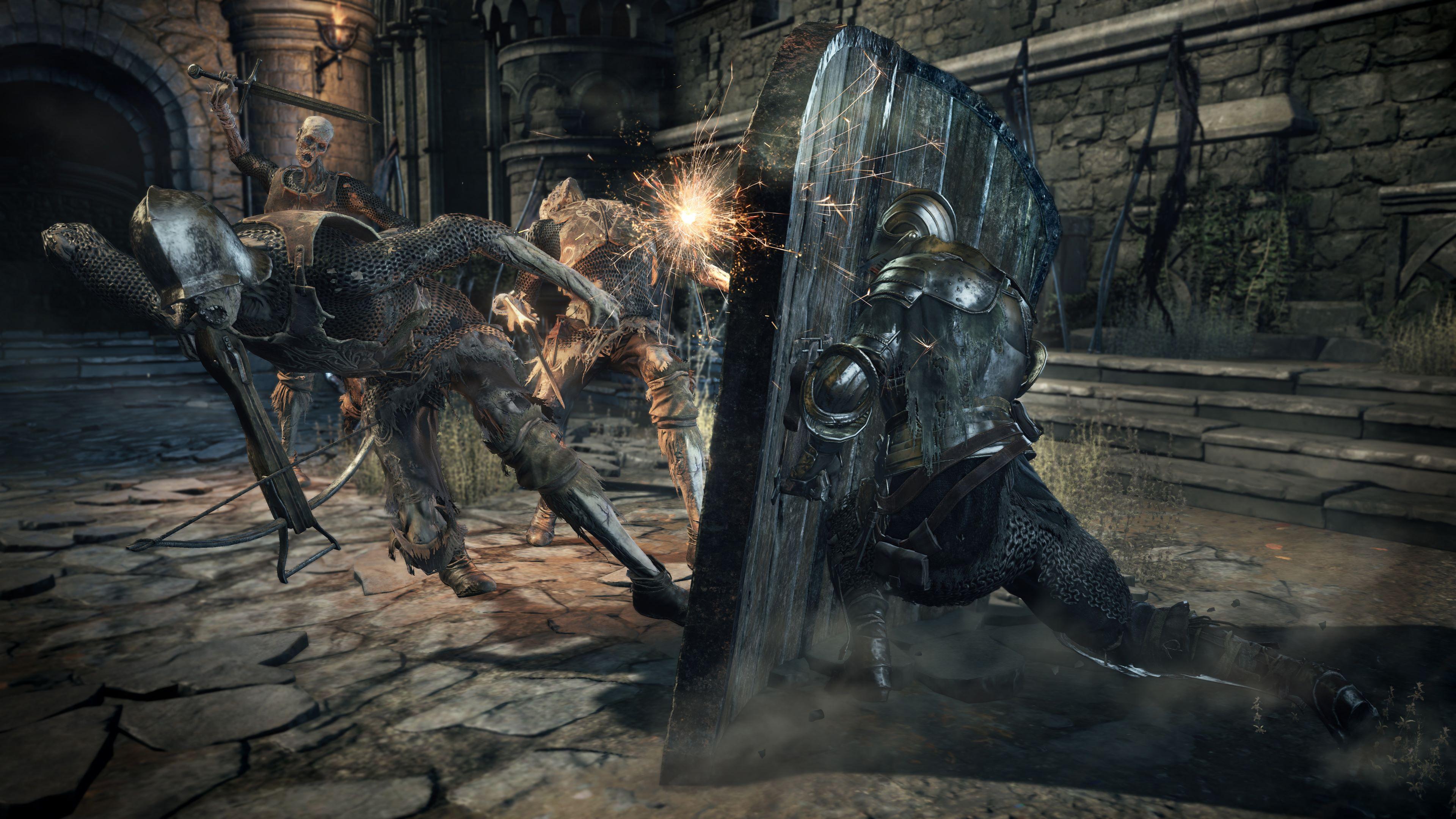 Obrazem: Dark Souls 3: The Ringed City 137250
