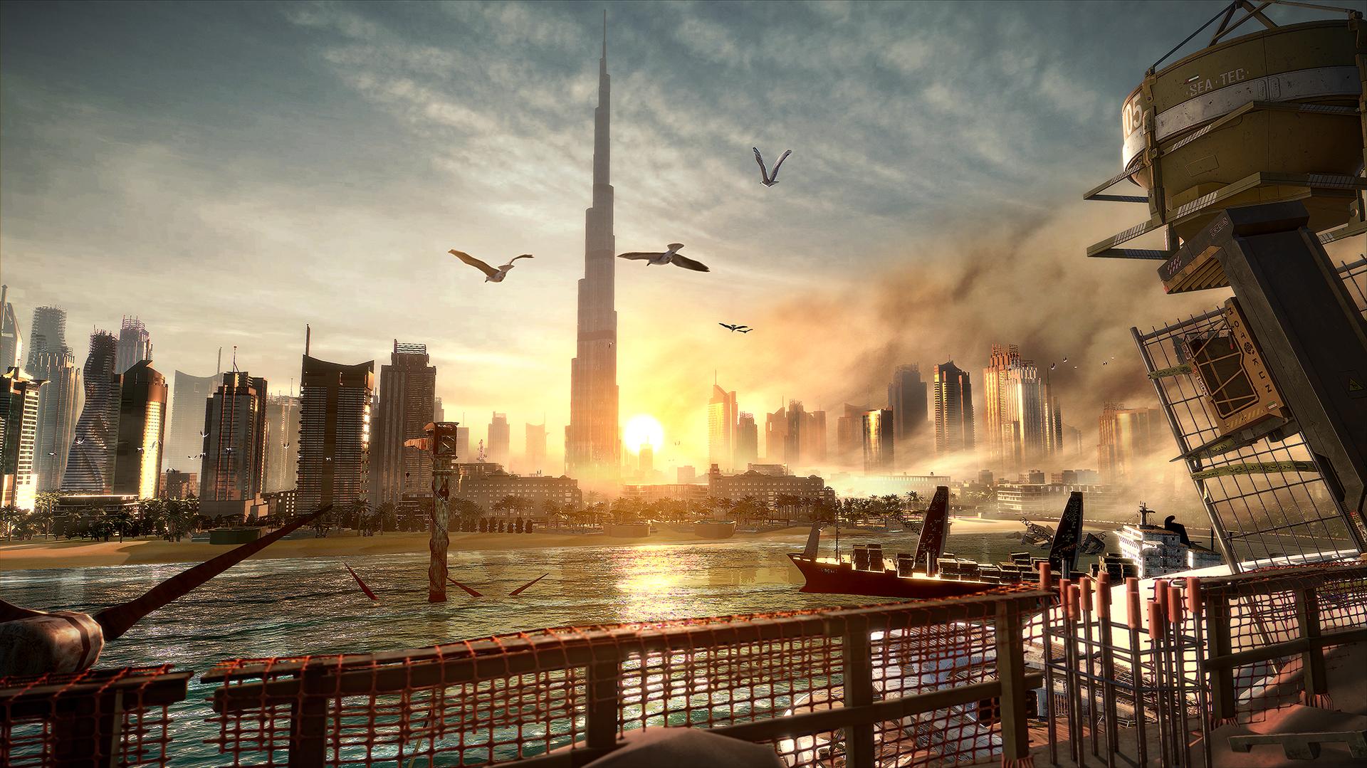 Prohlédněte si prostředí Deus Ex: Mankind Divided ve virtuální realitě 137253