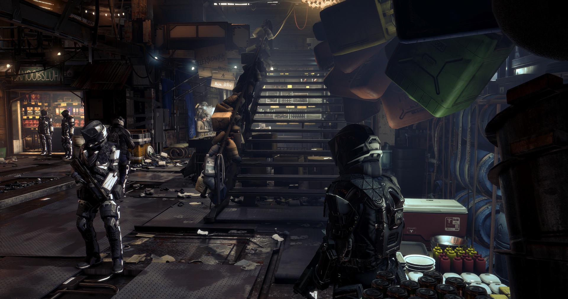 Prohlédněte si prostředí Deus Ex: Mankind Divided ve virtuální realitě 137256