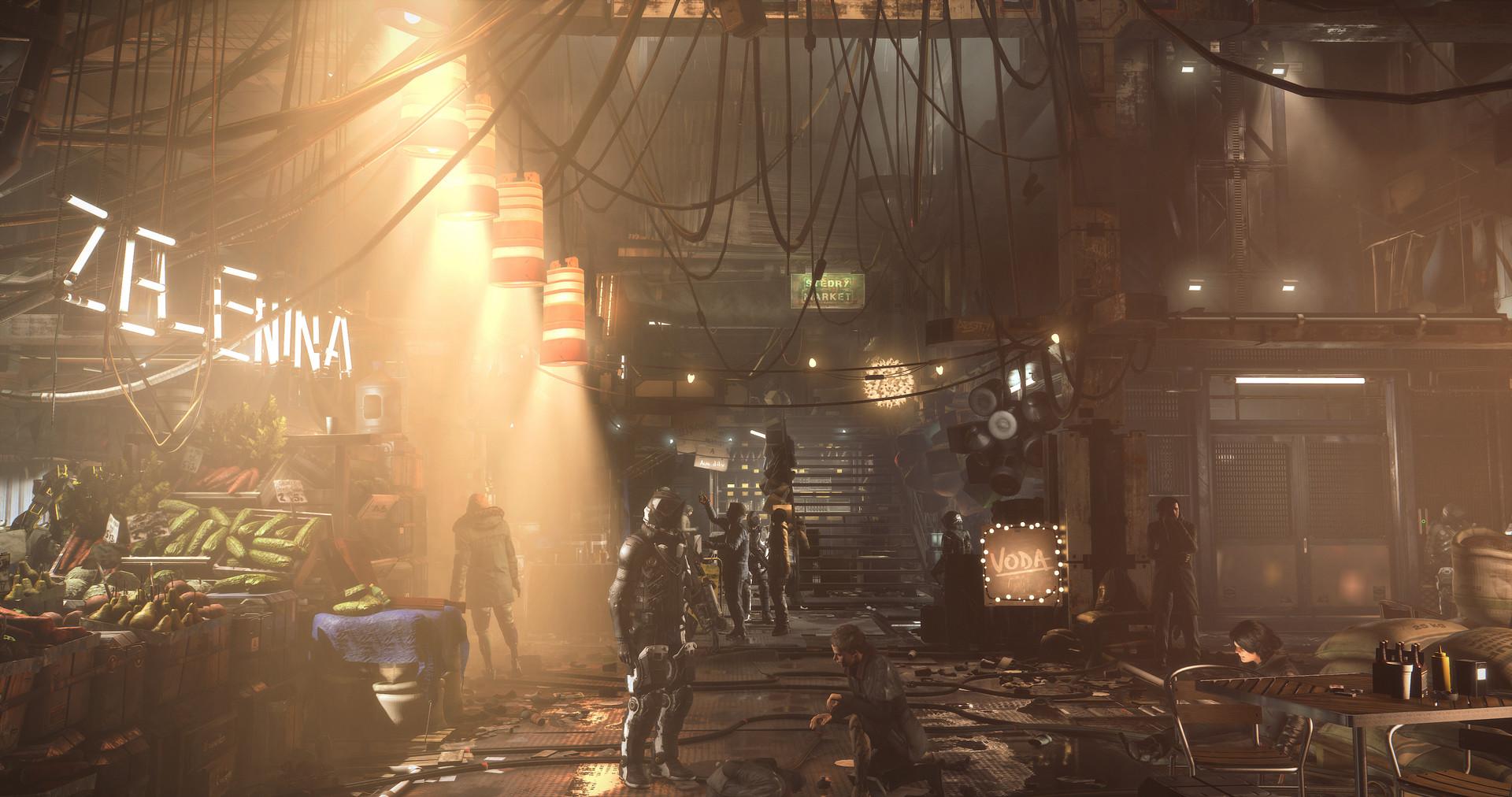 Prohlédněte si prostředí Deus Ex: Mankind Divided ve virtuální realitě 137257