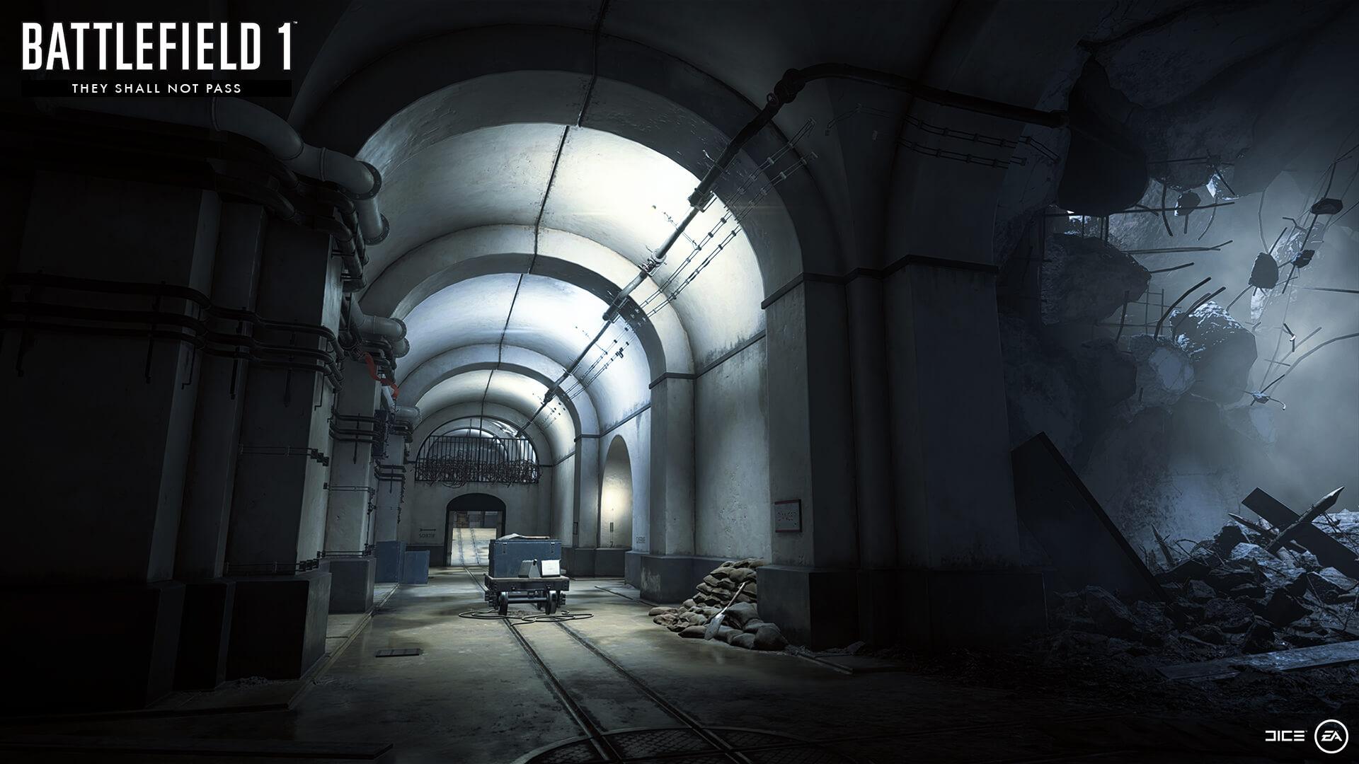 Ukázka z They Shall Not Pass DLC do Battlefieldu 1 137264