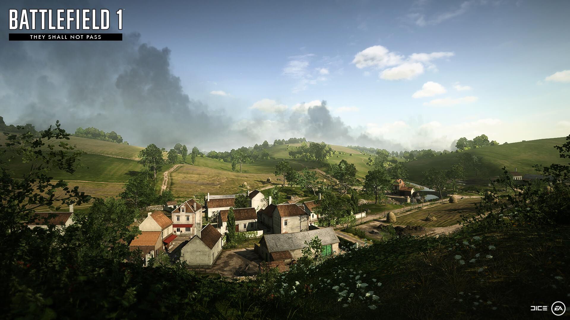Ukázka z They Shall Not Pass DLC do Battlefieldu 1 137265