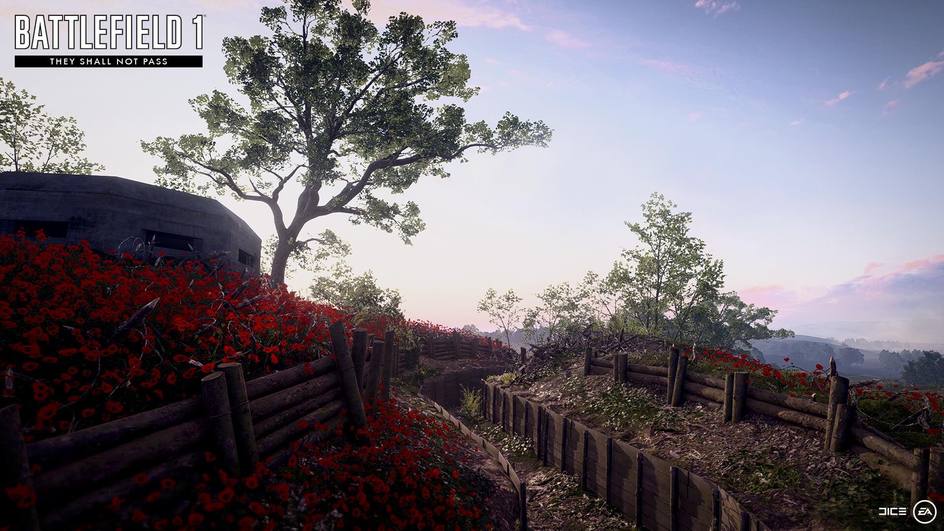Ukázka z They Shall Not Pass DLC do Battlefieldu 1 137266