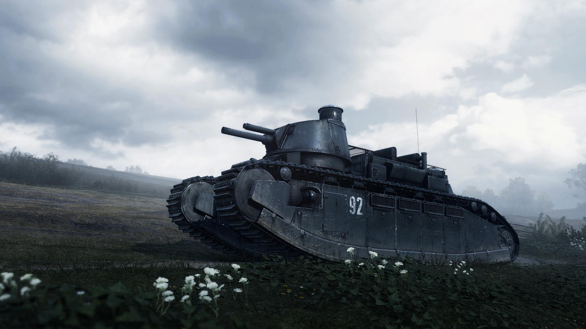 Podívejte se na obsah prvního DLC do Battlefieldu 1 137268