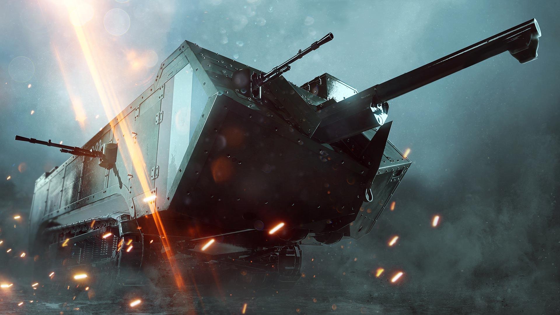 Podívejte se na obsah prvního DLC do Battlefieldu 1 137269