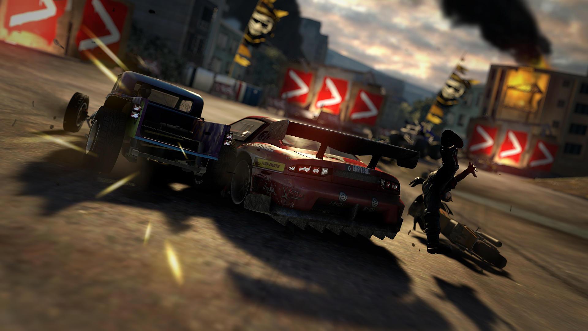MotorStorm: Apocalypse je především fiktivní záležitostí 13736