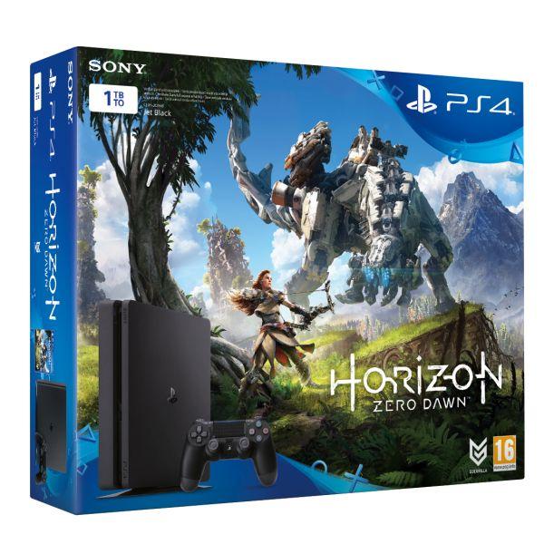PS4 bundle s Horizon: Zero Dawn 137360