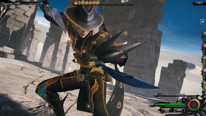 Mobius Final Fantasy na PC začátkem února 137413