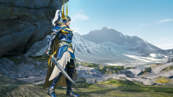 Mobius Final Fantasy na PC začátkem února 137415