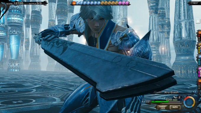 Mobius Final Fantasy na PC začátkem února 137418